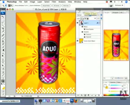 Adobe Photoshop CS3 beta